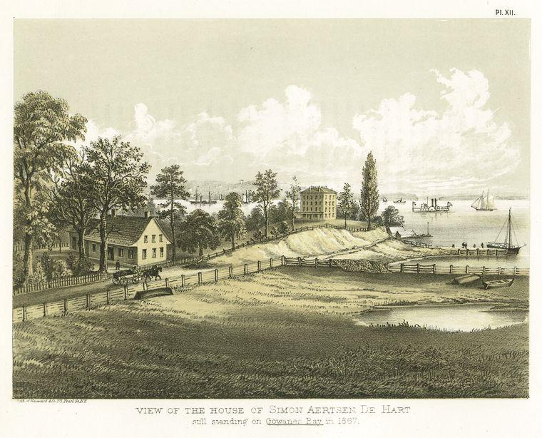 Simon Aartson DeHart (Vanderhaart) and his 300 Acres in Brooklyn