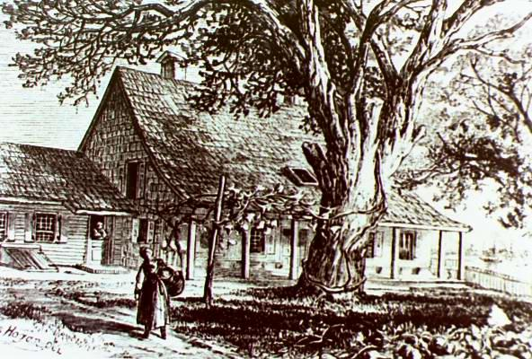 History of the Simon DeHart Home, Brooklyn, New York